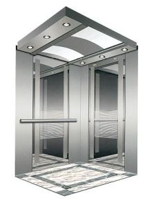 Passenger Elevator with Simple Style for Residential/Business Building pictures & photos