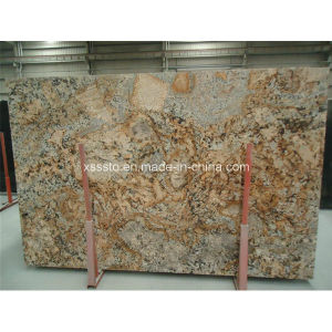 Golden Crema Flooring Walling Granite Stone pictures & photos
