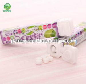 Coolsa Good Taste Fruit Flavor Compressed Candy pictures & photos