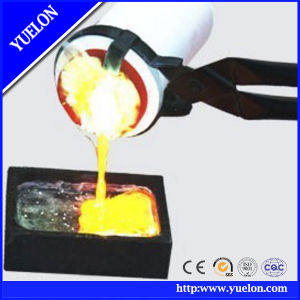 Gold Induction Melting Furnace of Capacity of 1-8 Kg pictures & photos