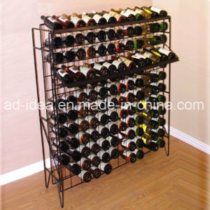 Practical Wine Store Display Stand /Exhibition for Supermarket Wine Presentation pictures & photos