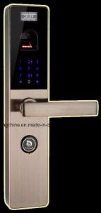 Fingerprint Password Security Door Lock (UL-680) pictures & photos