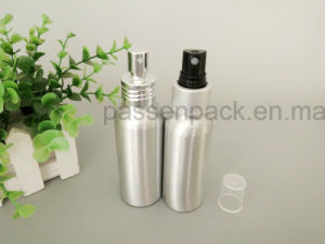 100ml Aluminium Perfume Spray Bottle with Spray Pump (PPC-ACB-061) pictures & photos