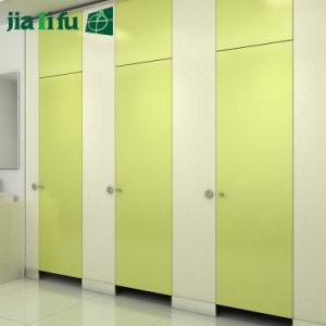 Jialifu Compact HPL Panel Toilet Cubicle Partition pictures & photos