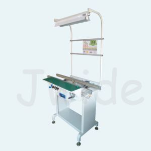 PCB Inspection Conveyor with Light for SMD Assembly Line pictures & photos