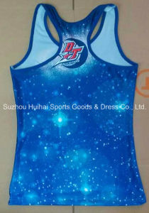 Sublimation Singlet Sublimation Tank Sublimation Bra pictures & photos