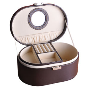 Popular PU Leather Fancy Top Selling Jewelry Packaging Boxes
