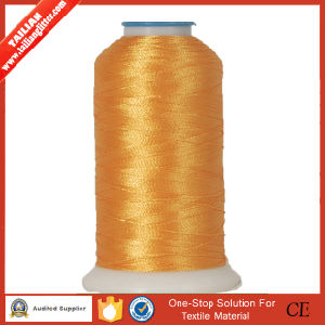Eco-Friendly Rayon Embroidery Thread pictures & photos