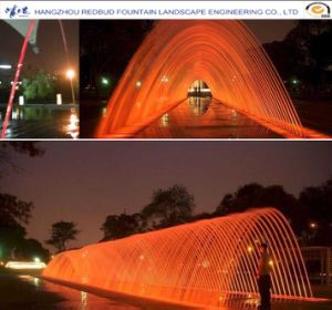 Music Fountain and Laminar Water Fountain pictures & photos