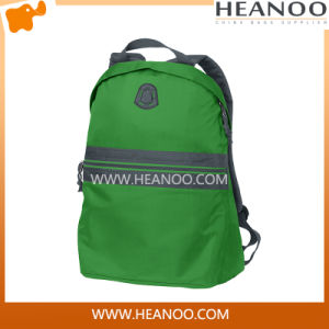 Hot Selling Casual Travelling Bike Backpack Green Leisure Bags pictures & photos