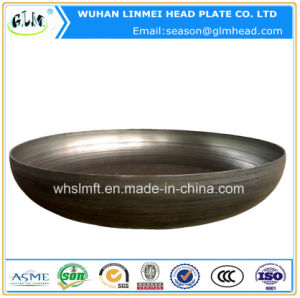 Formed Heads for Pressure Vessels Elliptical Head Tube End Cap pictures & photos