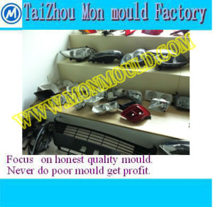 Plastic Injection Mold for Auto Lens Housing, Auto Lamp Housing, Light Housing pictures & photos