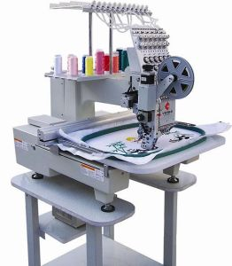 Single Head High Speed Computerized Embroidery Machine