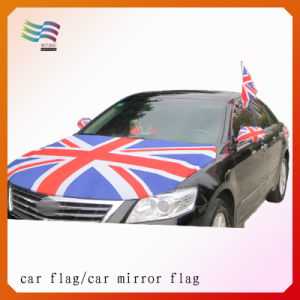 The Union Jack Custom Durable Elastic Car Hood Cover (HYCH-AF007) pictures & photos