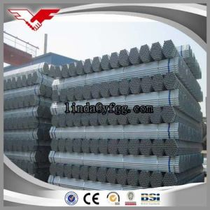 BS 1387 Hot-Dipped Galvanized Steel Pipe pictures & photos