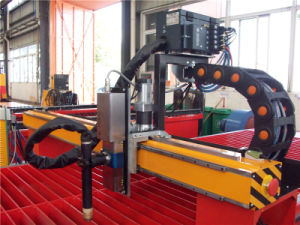 CNC Cutting Machine; CNC High Definiton Plasma Cutting Machine pictures & photos