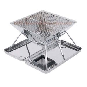 Portable Folding BBQ Grill (ETG07103) pictures & photos