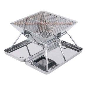 Portable Folding BBQ Grill (ETG07103) pictures & photos
