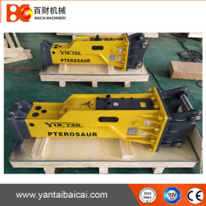 Pterosaur Ylb750 High Quality Hydraulic Hammer pictures & photos