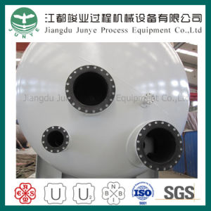 Asme Filter Pressure Vessels with Rubber Lining (V132) pictures & photos