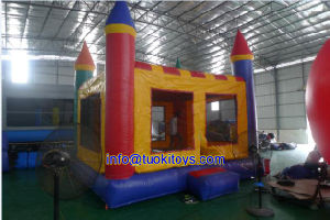 Customized Inflatable Bouncer for Horse Equipment (A001) pictures & photos