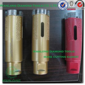 Drill Bit for Drilling Marble-Diamond Masonry Drill Bit for Stone Processing pictures & photos