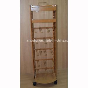 Metal Convenient Shop Display Rack (PHY3015) pictures & photos