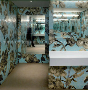 Bisazza Mosaic Pattern Tile for Wall Decoration (HMP730) pictures & photos