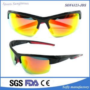 Fashion Yellow Lens Coating Eyeglasses Designer UV Protection Polarized Sunglasses pictures & photos