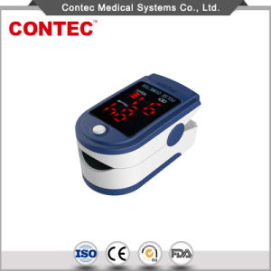 Finger Pulse Oximeter/Oximetry (Saturation Monitor) pictures & photos