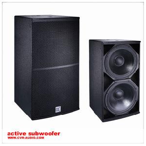 """21"""" DJ Subwoofer Professional Audio Equipment pictures & photos"""