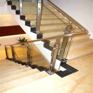 304 Stainless Steel Railing Balustrade for Staircase Fencing