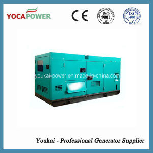 50kw Silent Diesel Generating Set pictures & photos