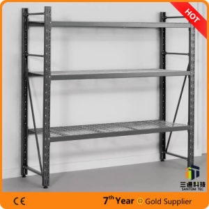 Heavy Duty Wire Deck Shelf Racking Unit pictures & photos