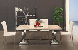 Modern Design Top Marble Dining Room Furniture for Sale A8026 pictures & photos