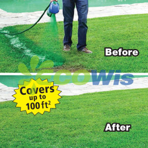 Hydro Mousse Liquid Lawn Starter Kit Hand Sprayer pictures & photos