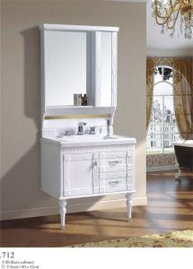 Sanitaryware PVC Bathroom Vanity 712