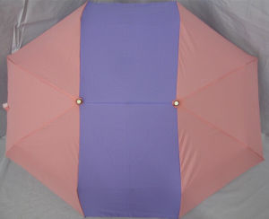 New Design Folding Lover′s Umbrella pictures & photos