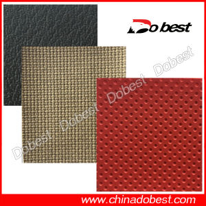 Synthetic Leather for Car Decoration (dashboard, door) pictures & photos