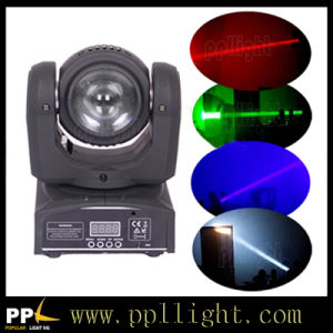 High Power 40W RGBW Mini Moving Head Beam Stage Lighitng pictures & photos