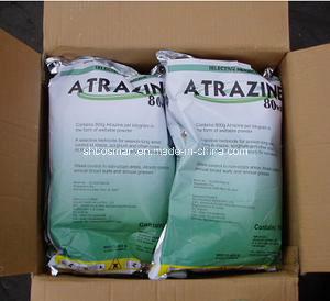 Selective Herbicide Atrazine 80% WP, 50% SC, 38% SC, 90% WDG, 48% WP pictures & photos