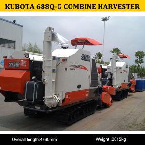 Kubota 688q-G Combine Harvester for Sale, China Kubota Combine Harvester 688q-G pictures & photos