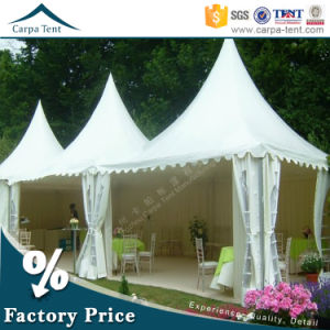 4mx4m Hot Sale Air Conditioned Aluminum Event Pagoda Tent pictures & photos