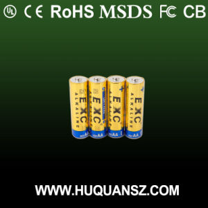 Dry Battery Cell 1.5V Lr03 Triple a Alkaline Battery for Electronic Accessories pictures & photos