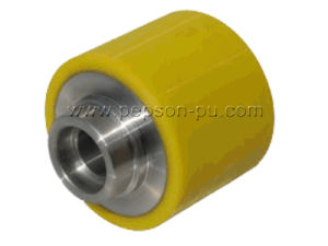 Custom Vulcanized Rubber Roller pictures & photos