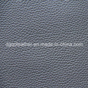 Fire Resistance BS-5852 (1&2&5) Sofa Leathe (QDL-50307) pictures & photos