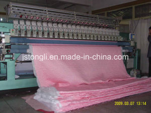 Quilting Embroidery Machine (TLH324) pictures & photos