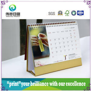 Famous Hotel New Printing Desk Calendar pictures & photos