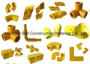 FRP/GRP Fittings, Glassfiber Pipe Connectors, FRP Hand Railing Fittings. pictures & photos