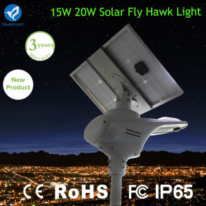 Integrated Solar LED Garden Outdoor Light 20W with Lithium Battery pictures & photos